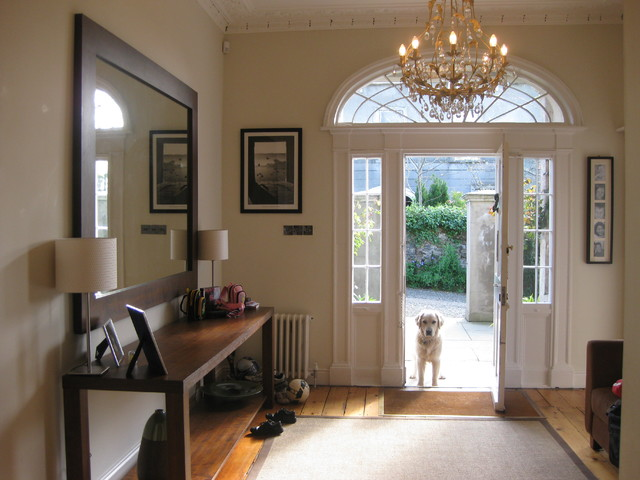 1831 Grade B1 Listed Martello House Fully Restored With Modern Additions  Victorian Hallway And