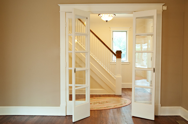 1920's Sears Home Renovation in Penrose (Arlington County) - Traditional - Hall - DC Metro - by ...