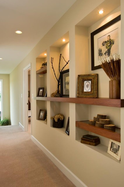 2011 Showcase Of Homes Contemporary Hall Other By
