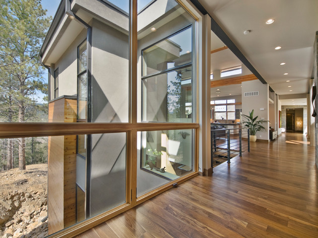 2888 Highlands View Rd contemporary-hall