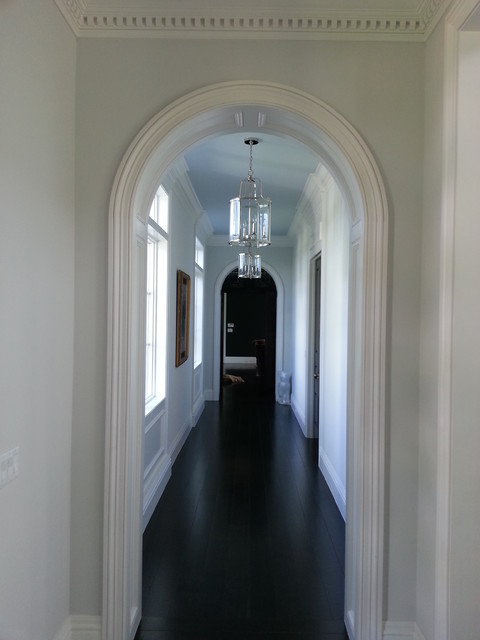 Inspiration for a hallway remodel in Miami