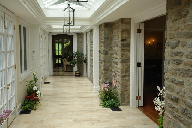 Additions & Renovation - Bryn Mawr, PA traditional-hall