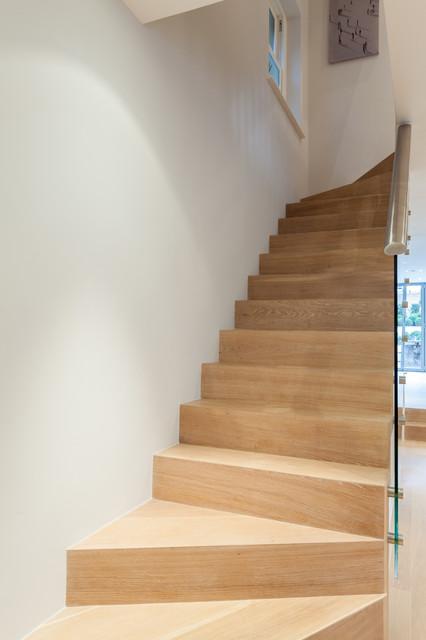 Advantage basements london contemporary hall other for Advantage basements