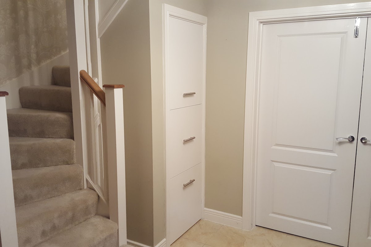 Alcoves (Storage)