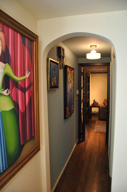 Casabook immobiliare 9 idee per decorare un corridoio stretto - Como decorar un pasillo pequeno ...