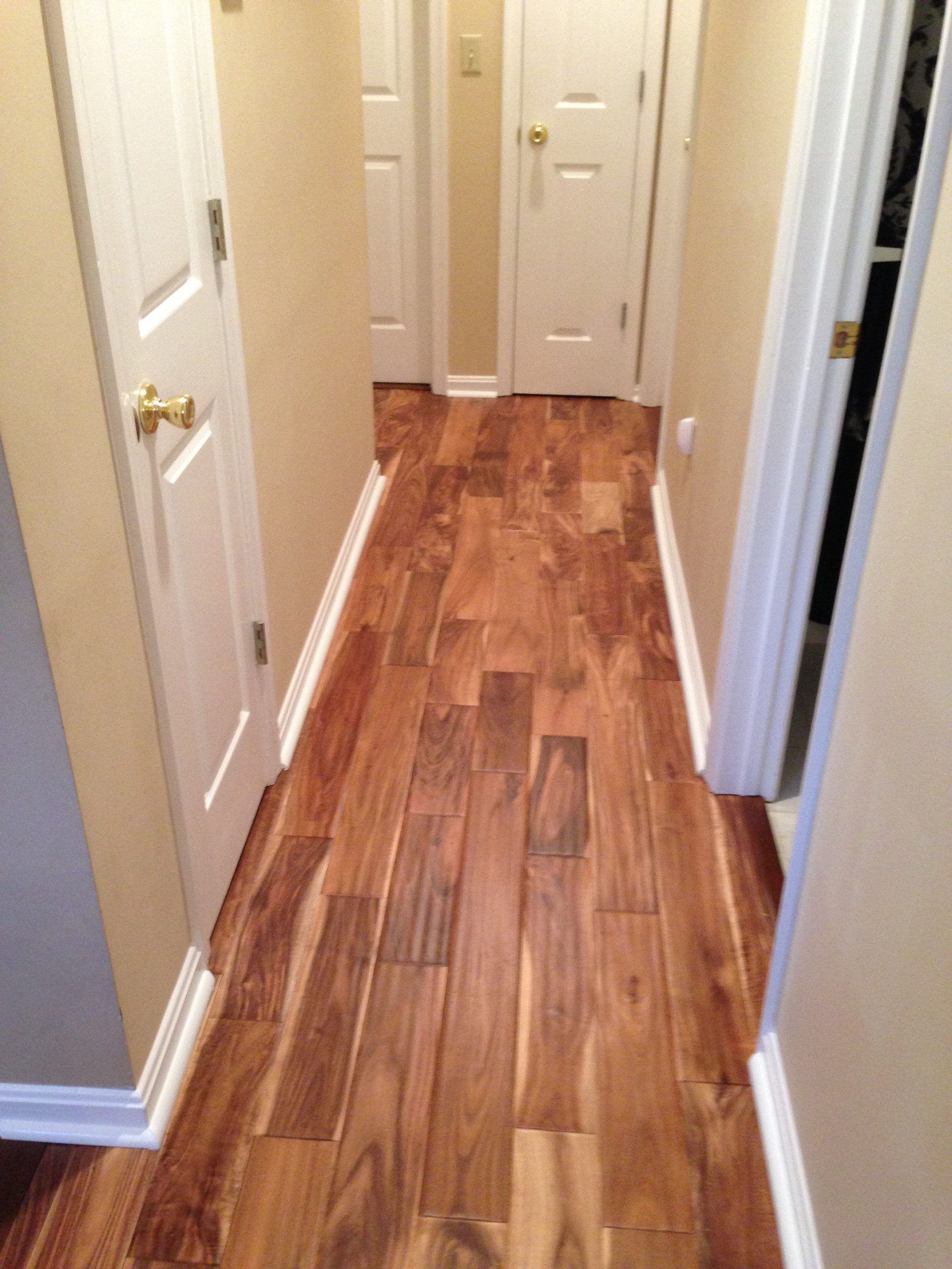 Annapolis Kitchen Remodel and Hardwood Flooring Project