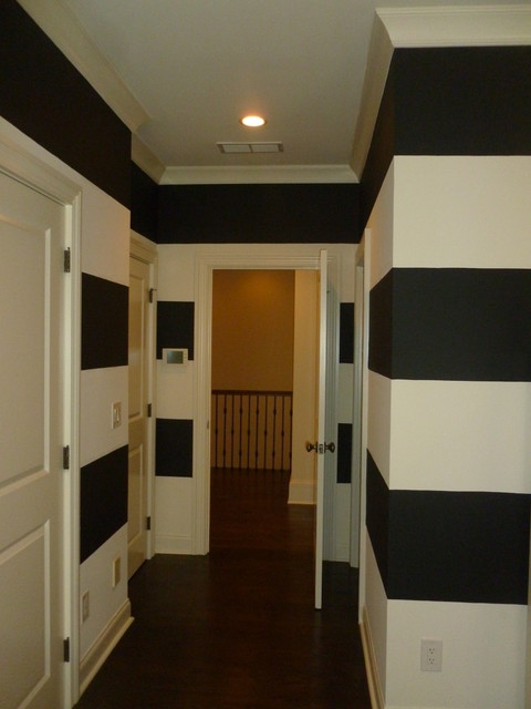 Anne Williams Design traditional-hall