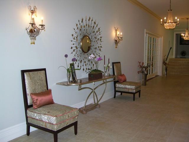 Arcadia Residence modern-hall