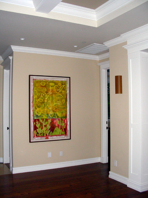 Art in the Hallway hall
