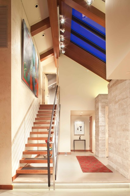 Aspen Residence contemporary-hall