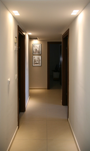 B.W. appartment contemporary-hall
