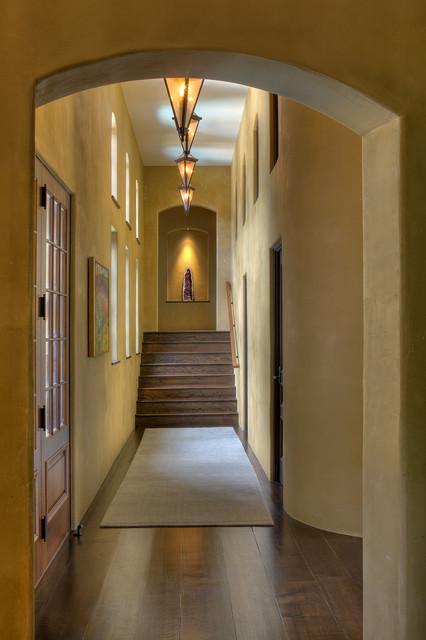 Bedroom Hall - Mediterranean - Hall - Cincinnati - by RWA Architects