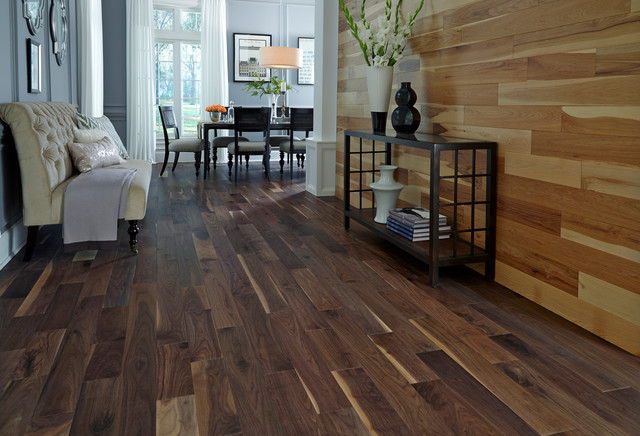 Bellawood matte american walnut solid hardwood for Bellawood hardwood floors