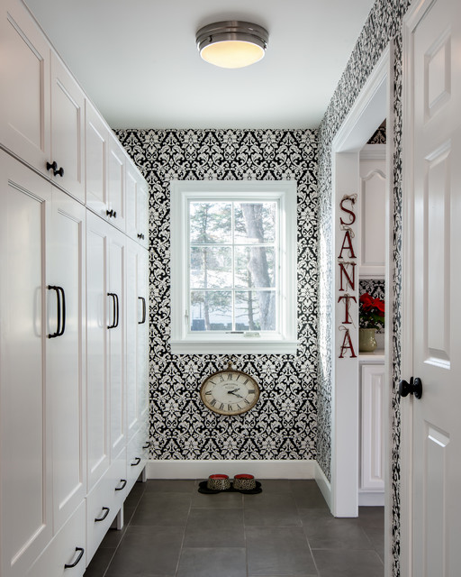 Beverly Hills Kitchen, Nook, Mud Room, Laundry Room