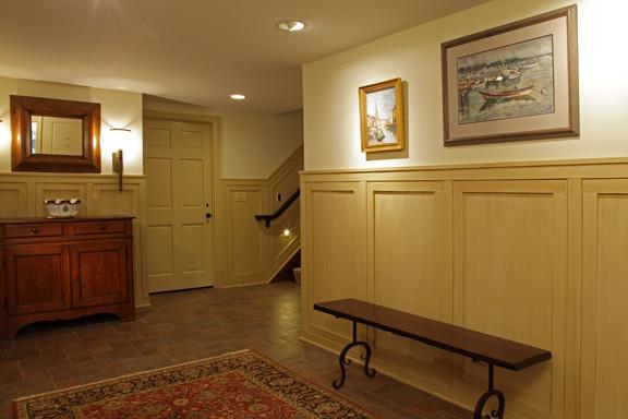 Birchwood Restoration traditional-hall