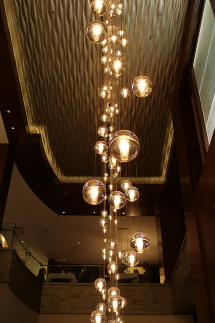 lighting for hallways and landings. Bocci LED Pendant Lights 14 Series Contemporary-hallway-and-landing Lighting For Hallways And Landings O