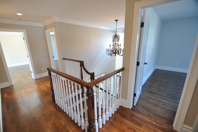 Brevoort Luxury Homes traditional-hall