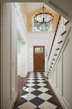 Brownhouse Design traditional hall