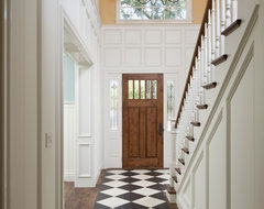 Brownhouse Design traditional-hall