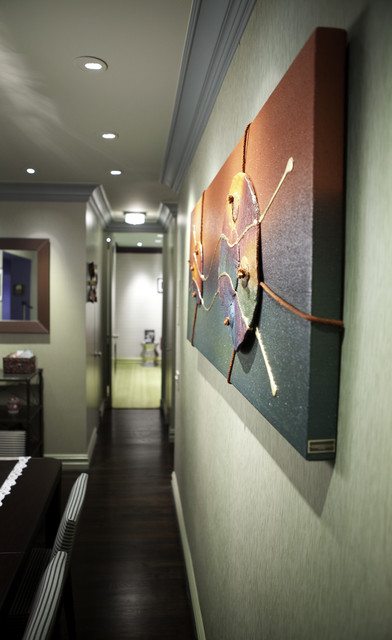Building Trust-Building Quality-Building Homes™ contemporary-hall