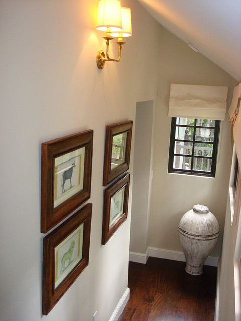 Bungalow Hideaway in Coconut Grove, FL traditional-hall