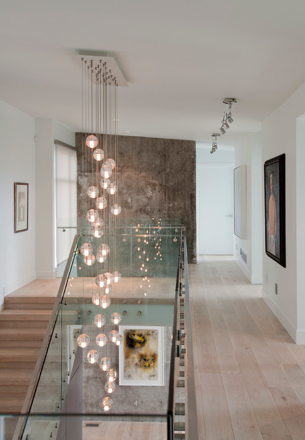 Burnaby Capitol Hill Residence Contemporary Hall Vancouver By Tanya Schoenroth Design