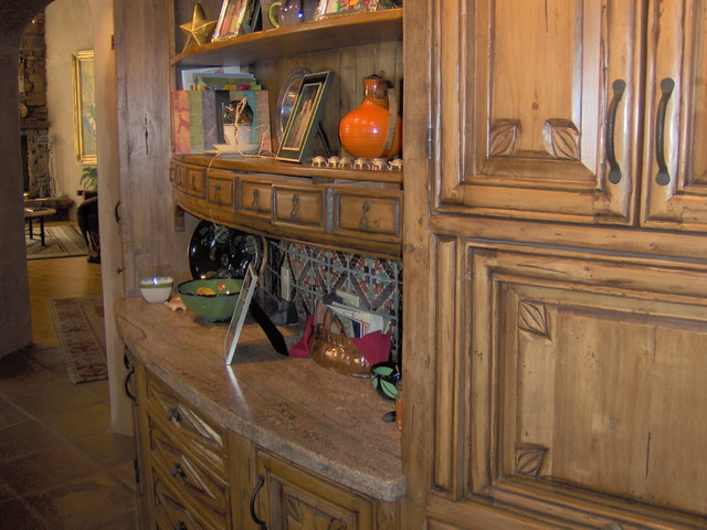 cabinets traditional-hall