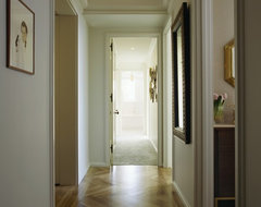 Carnegie Hill Residence traditional-hall