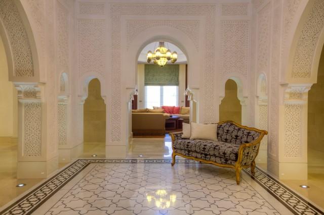 Casa Loai mediterranean-hall