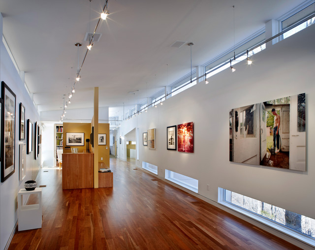 Cassilhaus Contemporary Hall Raleigh By Ellen