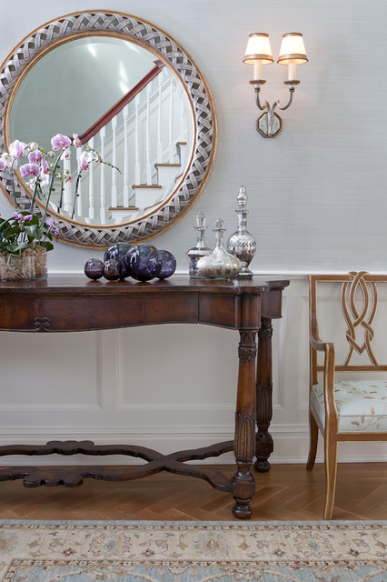 Catherine Cleare Interiors contemporary-hall