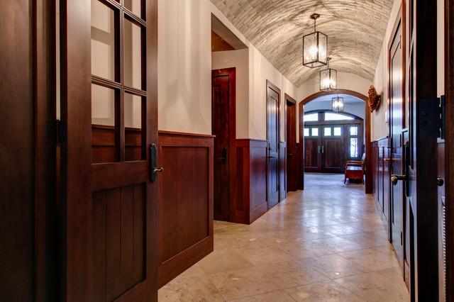 Chicago - Liam Brex Design traditional-hall