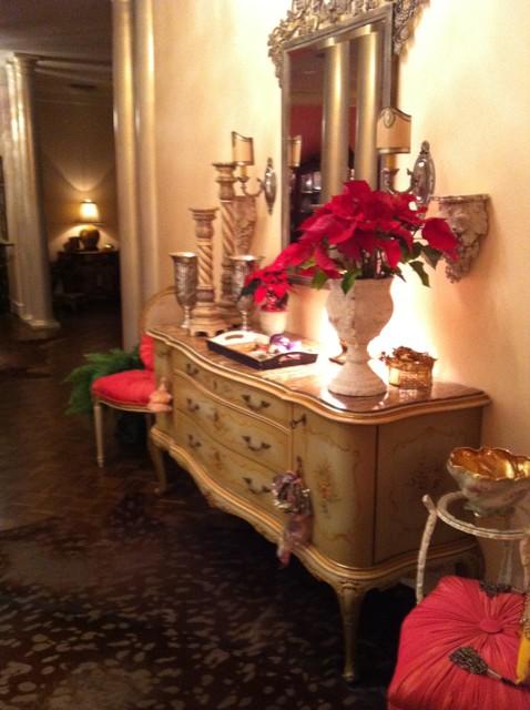 Christmas traditional-hall