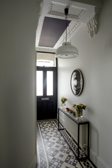 Clapham Family Home Victorian Hall London By
