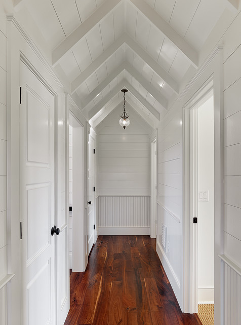 Tongue And Groove Wall Paneling Joins