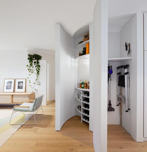 Concord Apartment - Hall - sydney - by Retallack Thompson