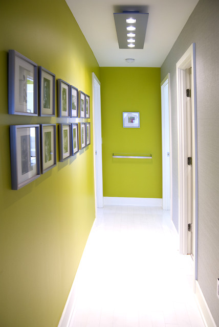 how to pick the right green paint