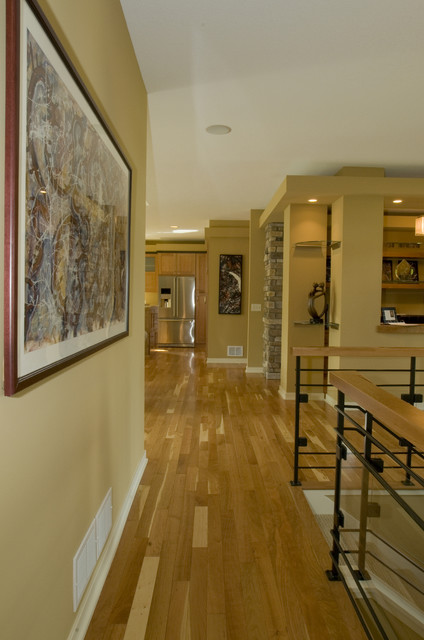 Contem-Prairie contemporary hall