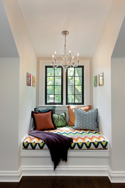 22 reading nooks that will make you want to curl up with a