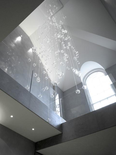 Regents Park residence contemporary-hall