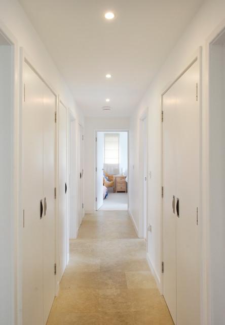 New Home near Bude, Cornwall contemporary-hall