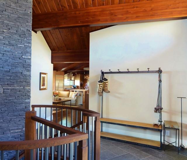 Contemporary Ranch contemporary-hall