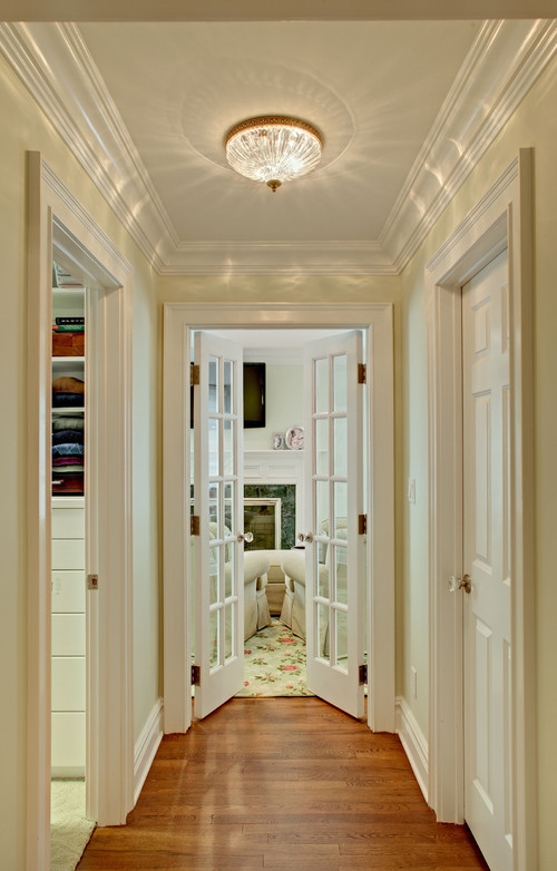 Cream Hallway Decorating Ideas