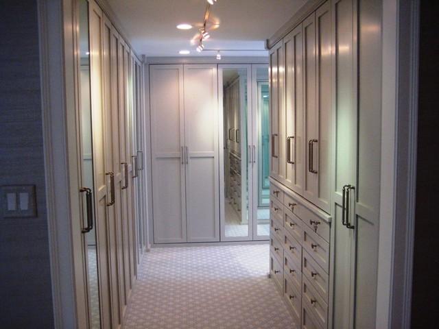Custom Closets By Top Shelf Closets Traditional Hall