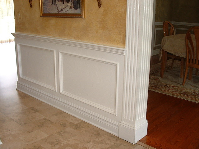 Custom Decorative Moldings Traditional Hall Other