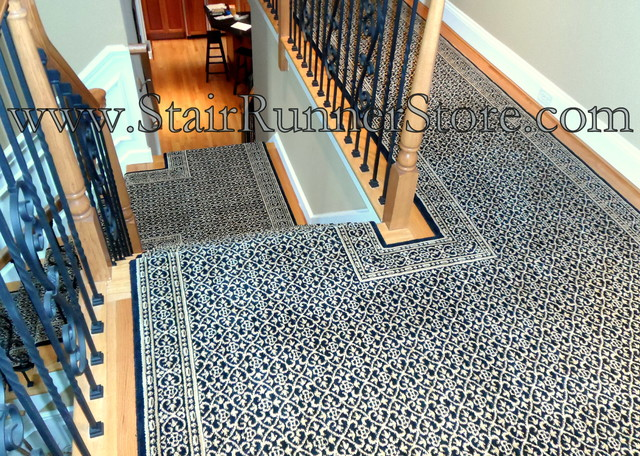 Custom Hallway Runners Traditional Hall Other By
