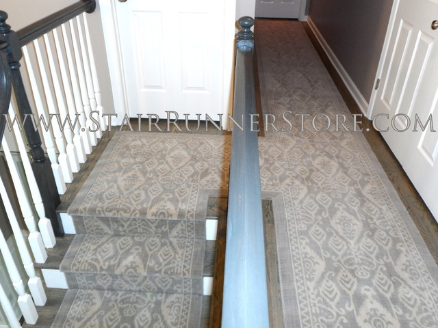 Delicieux Custom Hallway Runners   Transitional   Hall   New York   By ...