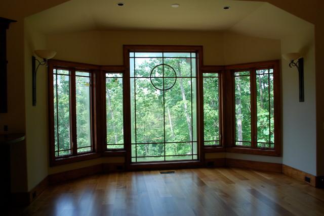 Custom Home Windows And Doors By Fibertec Traditional