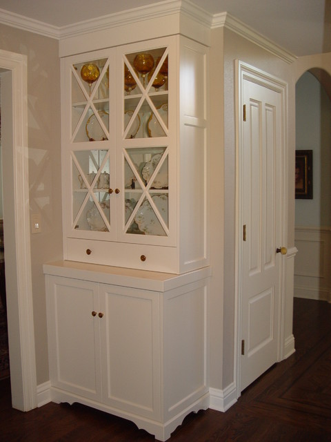 Danville residence traditional-hall