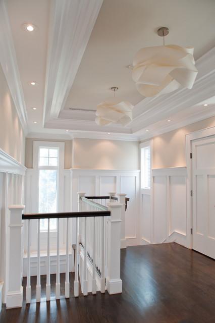 Michelle Winick Design Interior Designers Decorators Demarest Custom Estate Traditional Hall